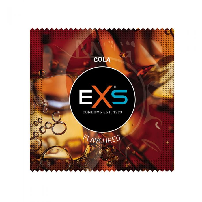 EXS Cola Flavoured