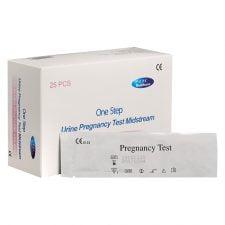 Midstream Pregnancy Tests