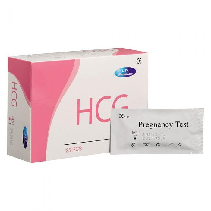 Cassette Pregnancy Tests