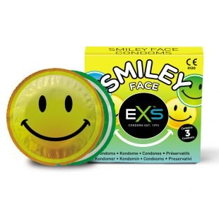 EXS Smiley Face (3) Pack