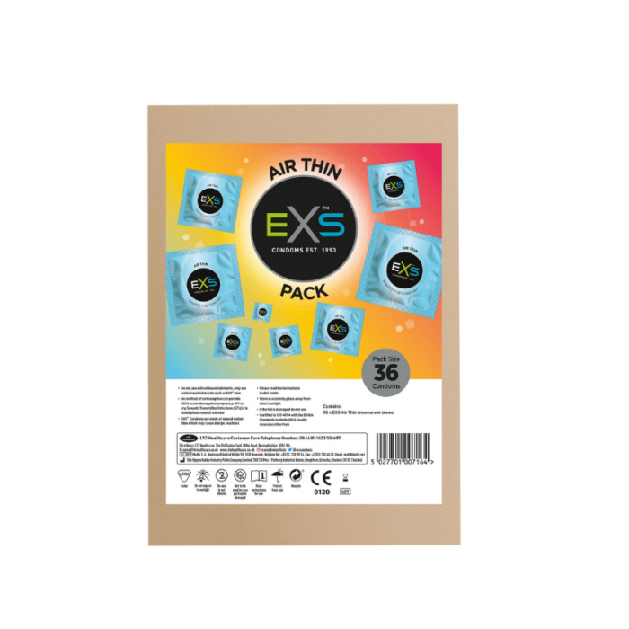 EXS Air Thin 36 Pack