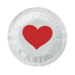 EXS Love Heart [BACK IN STOCK]